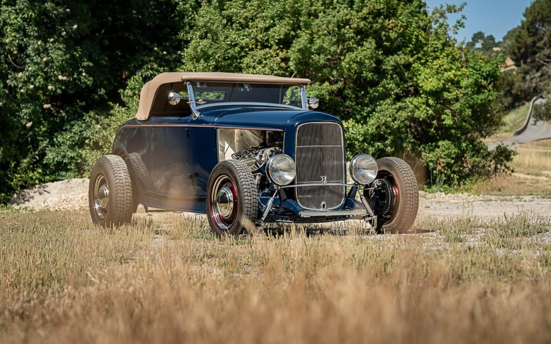 Ford 32 Roadster Highboy – Perfect Deuce !