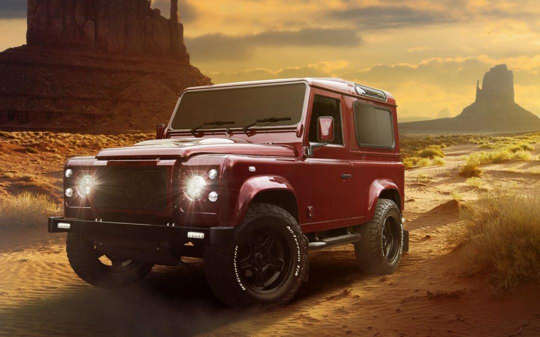 Twisted Land Rover Defender – Un cube de 650 ch