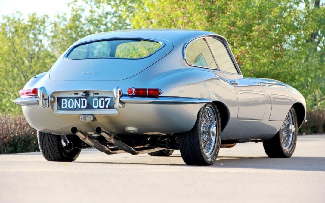 '64 Jaguar Type E… V8 ! – My name is Donald, Mac Donald