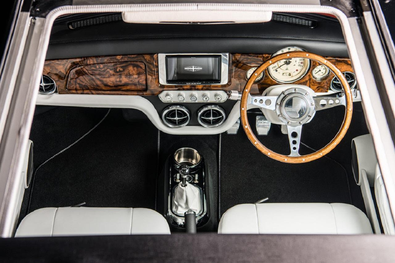 Mini Remastered David Brown Automotive - Resto-Mini-mod ! 6