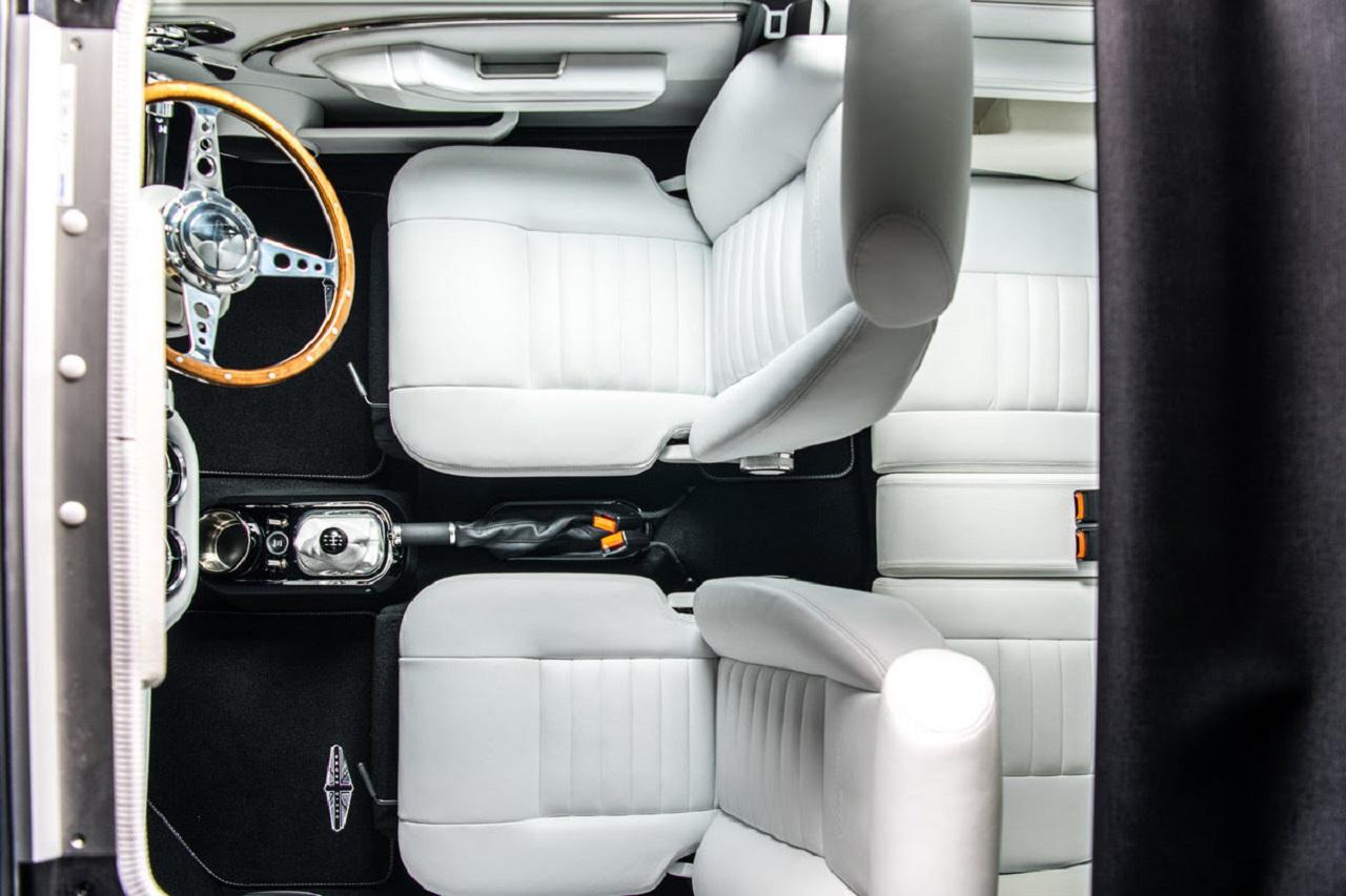 Mini Remastered David Brown Automotive - Resto-Mini-mod ! 9