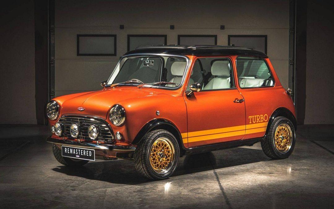 Mini Remastered David Brown Automotive – Resto-Mini-mod !