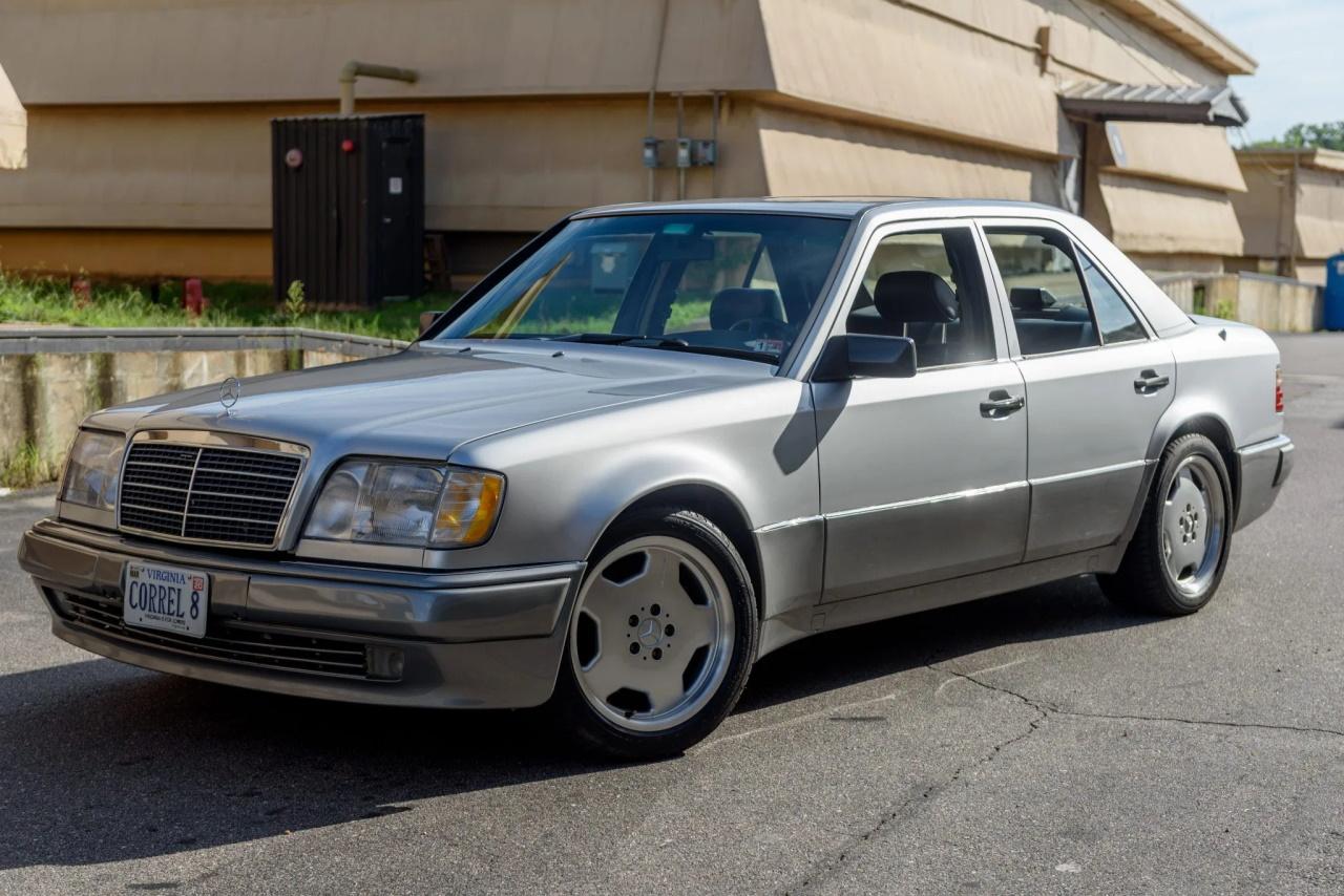 '94 Mercedes E500 RENNtech 6.0 : Vous reprendrez bien un peu de cylindrée ? 4
