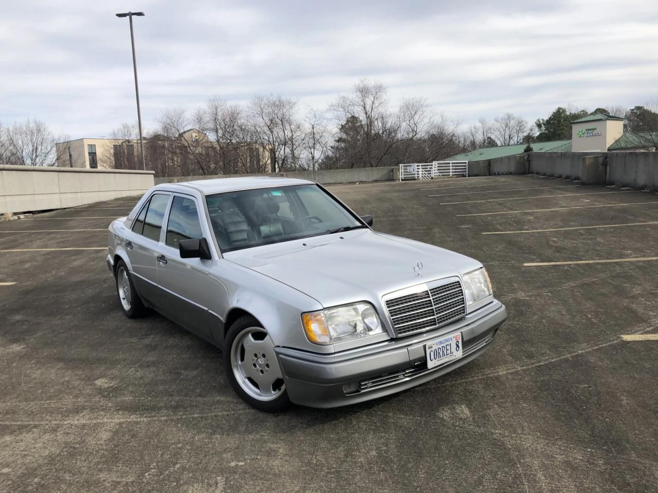 '94 Mercedes E500 RENNtech 6.0 : Vous reprendrez bien un peu de cylindrée ? 2