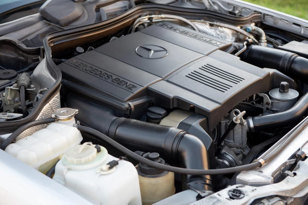 '94 Mercedes E500 RENNtech 6.0 : Vous reprendrez bien un peu de cylindrée ? 7