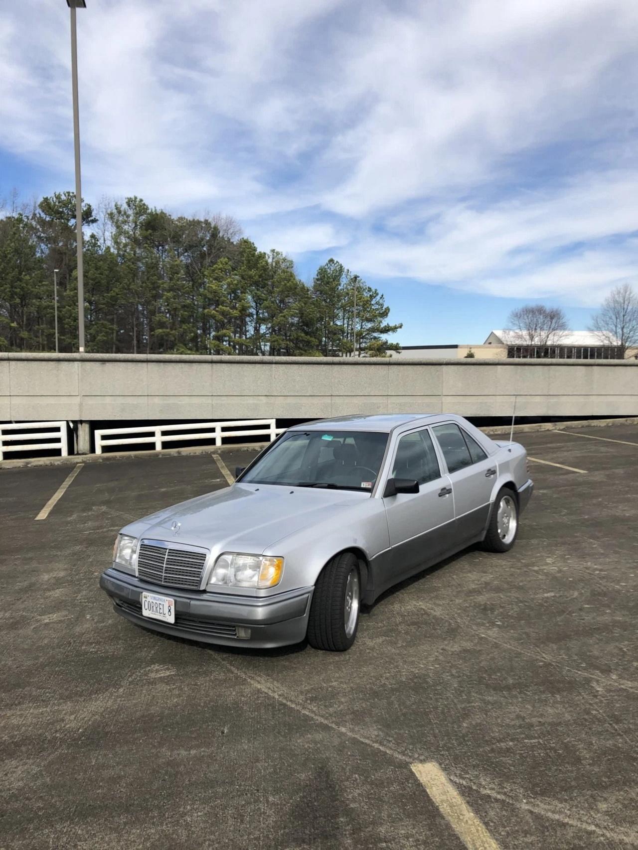 '94 Mercedes E500 RENNtech 6.0 : Vous reprendrez bien un peu de cylindrée ? 9