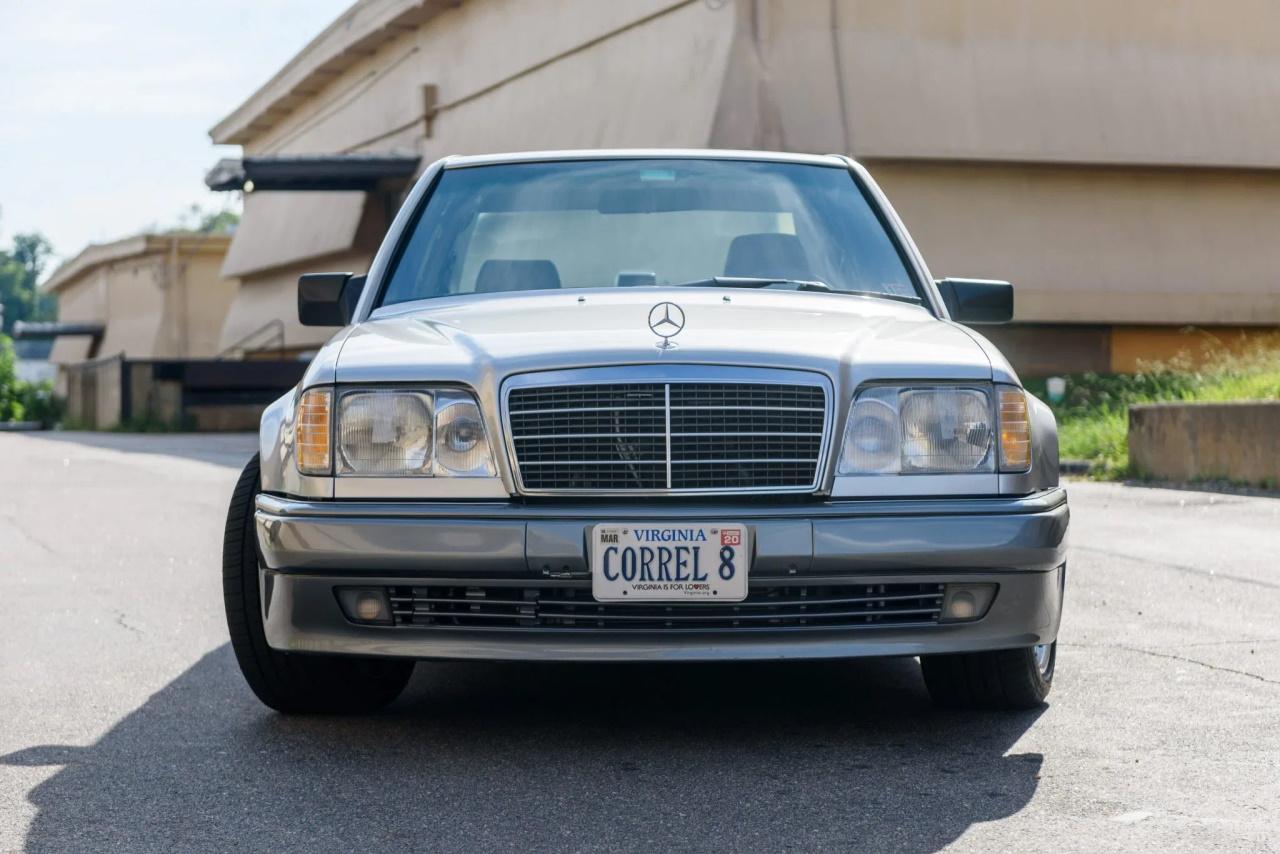 '94 Mercedes E500 RENNtech 6.0 : Vous reprendrez bien un peu de cylindrée ? 5