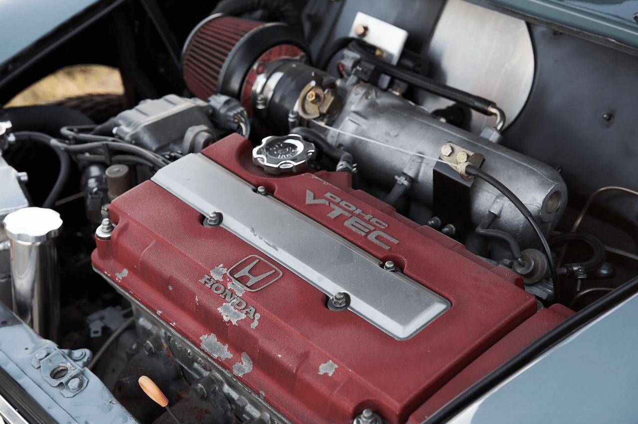 84 Mini Rover swap B18C Vtec : du wasabi dans votre thé ! 6