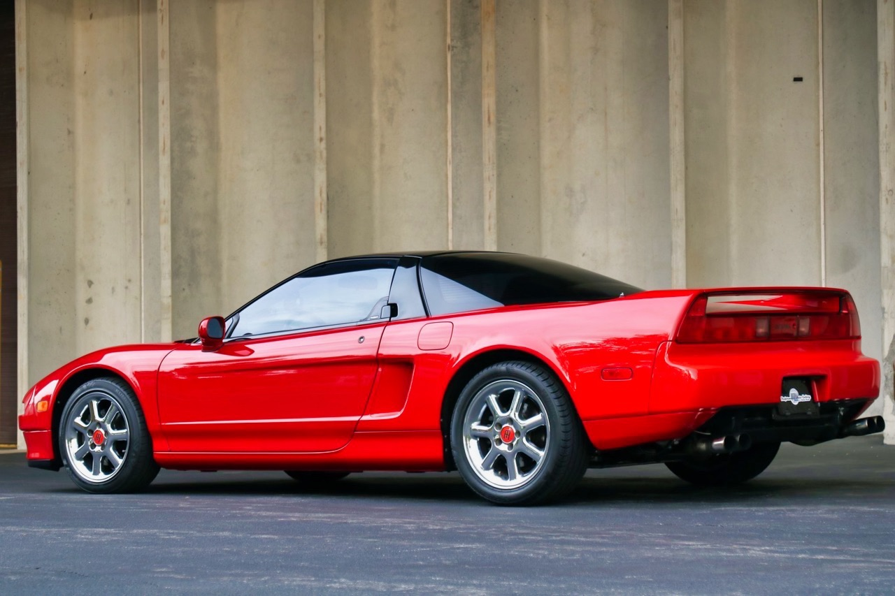 '91 Acura NSX - Des turbos ? Allez, mettez en deux ! 6