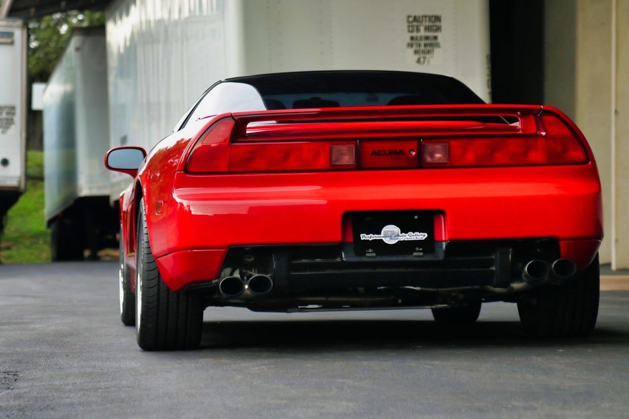 '91 Acura NSX - Des turbos ? Allez, mettez en deux ! 18