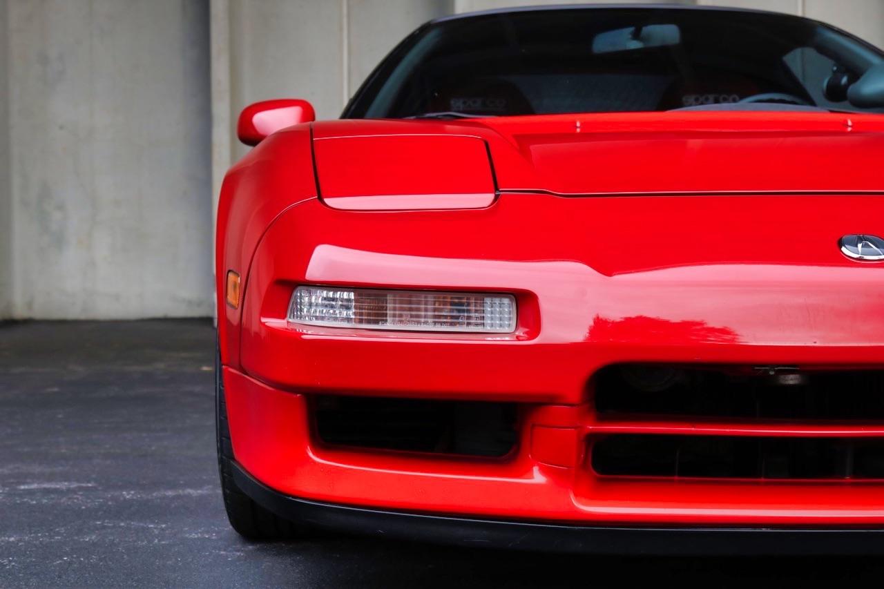 '91 Acura NSX - Des turbos ? Allez, mettez en deux ! 1