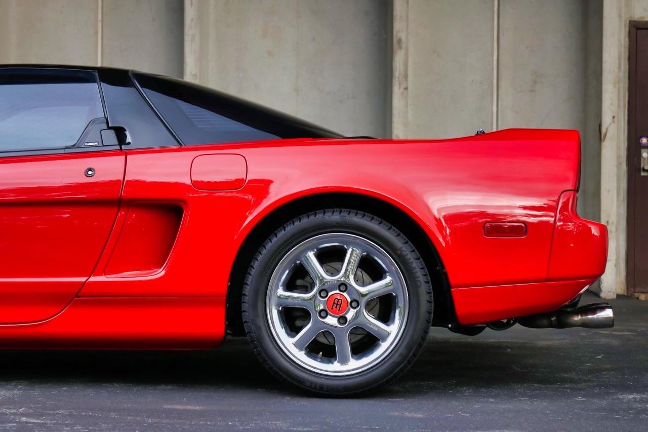'91 Acura NSX - Des turbos ? Allez, mettez en deux ! 9