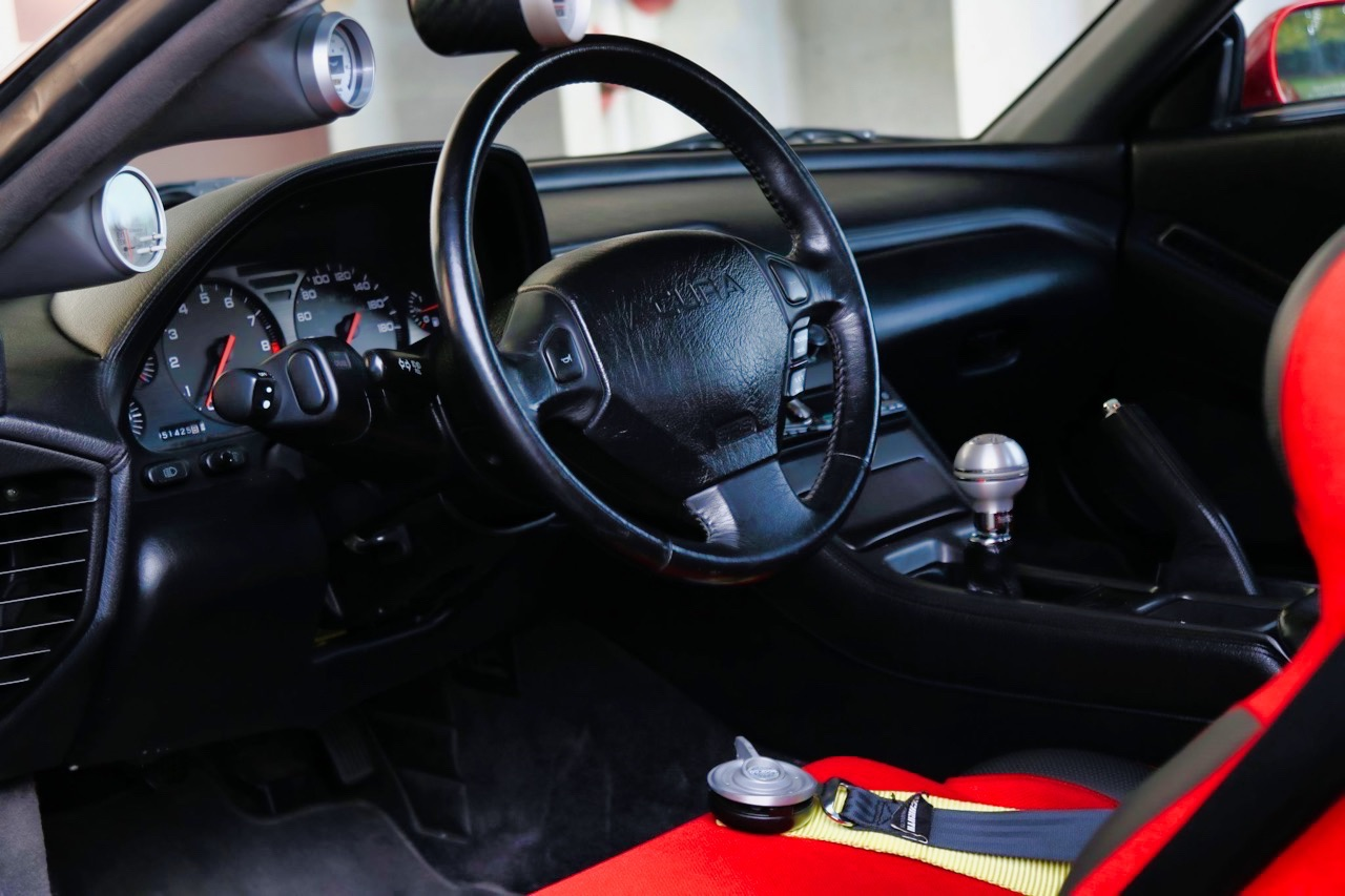 '91 Acura NSX - Des turbos ? Allez, mettez en deux ! 16