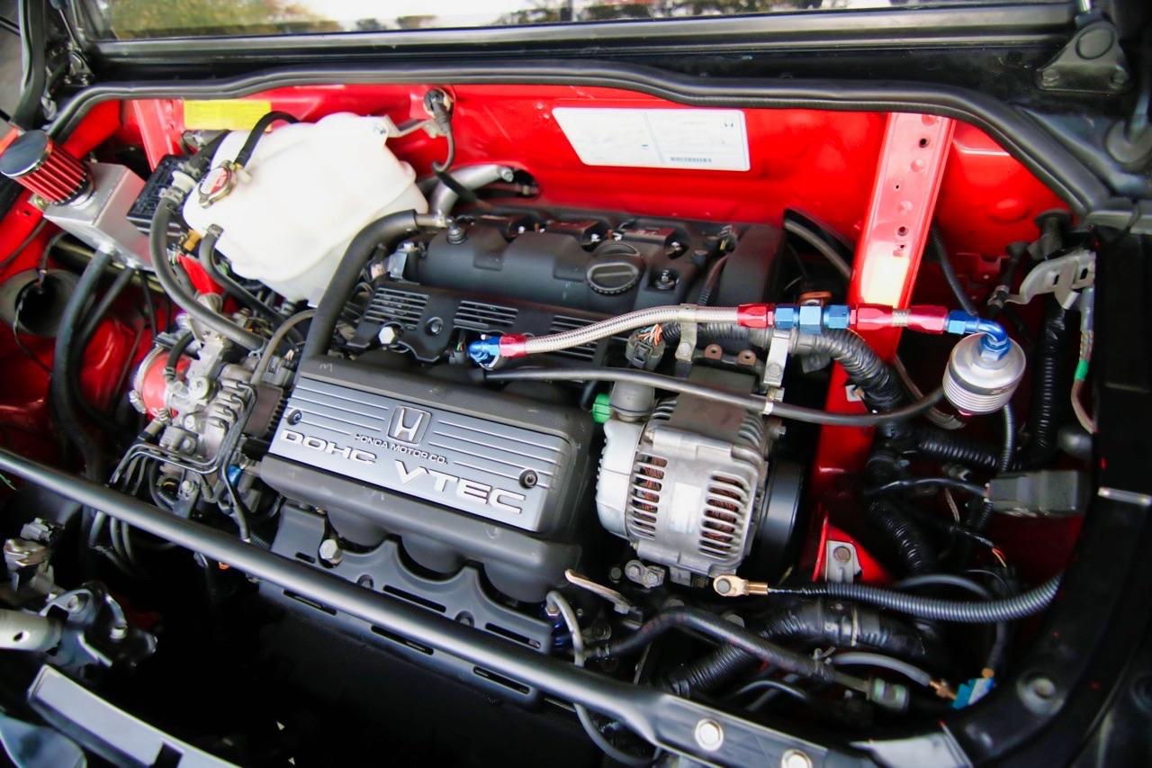 '91 Acura NSX - Des turbos ? Allez, mettez en deux ! 10