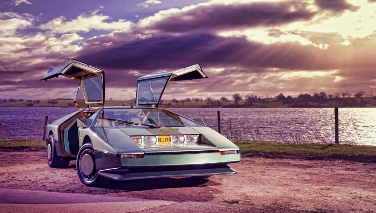 Aston Martin Bulldog : Blade Runner avant l'heure 4