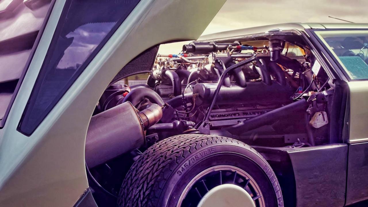 Aston Martin Bulldog : Blade Runner avant l'heure 3