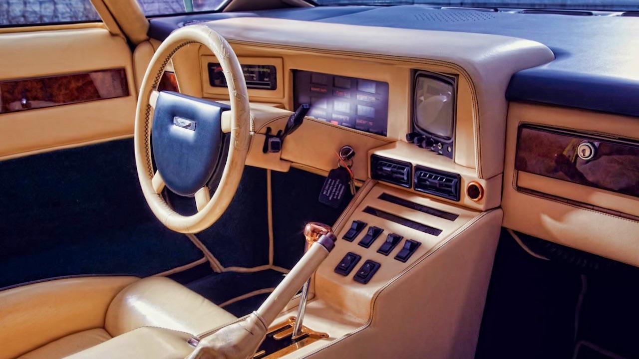 Aston Martin Bulldog : Blade Runner avant l'heure 6