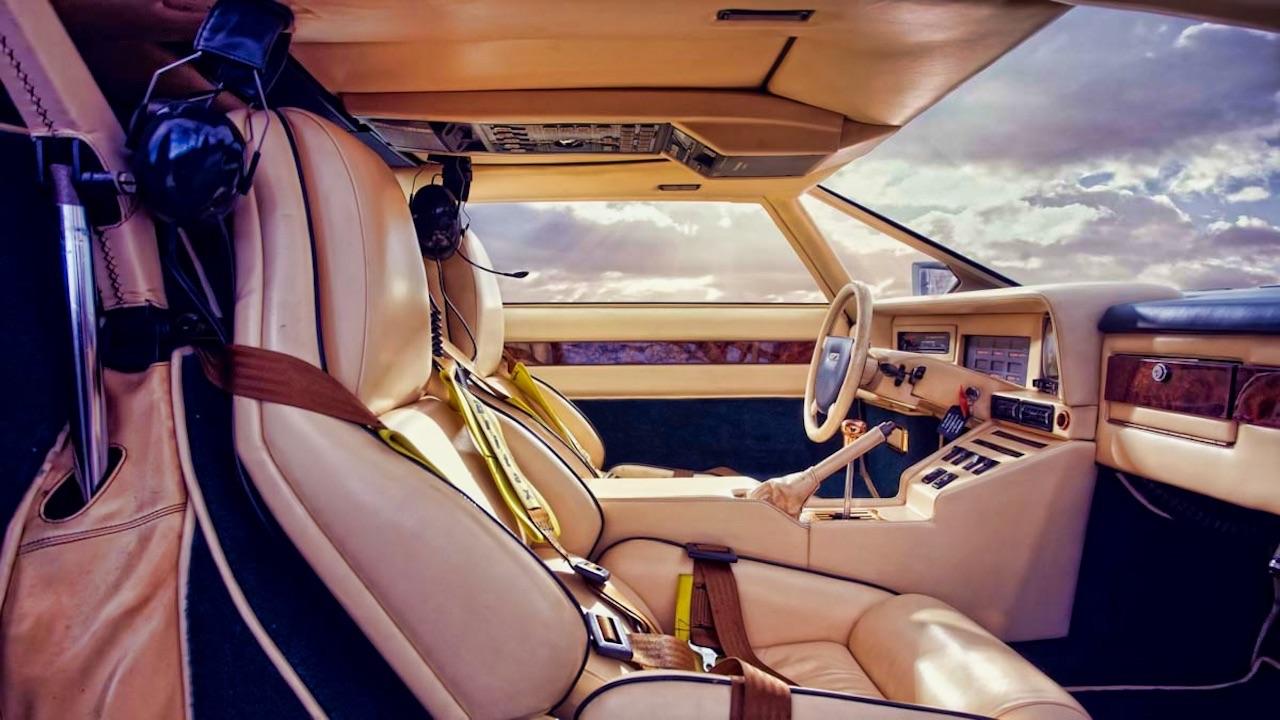 Aston Martin Bulldog : Blade Runner avant l'heure 2