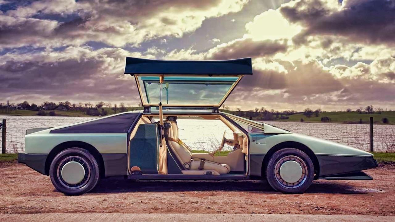 Aston Martin Bulldog : Blade Runner avant l'heure 7