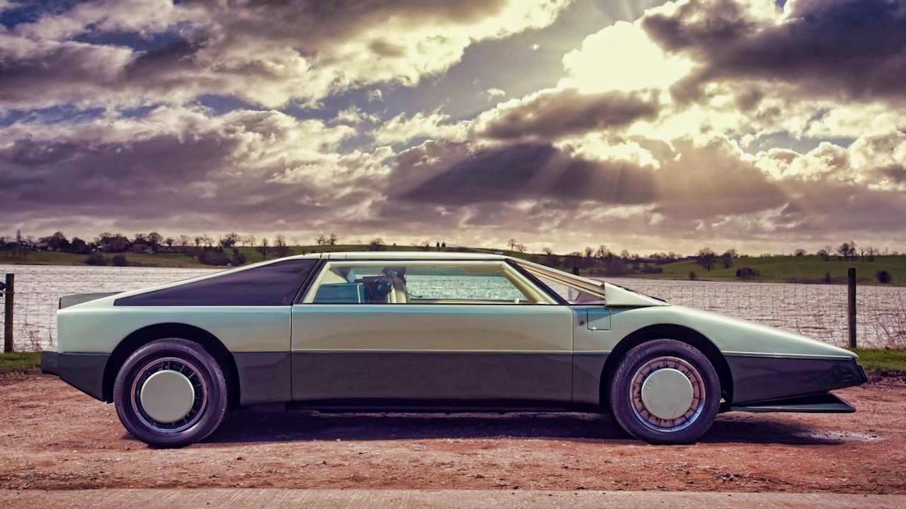 Aston Martin Bulldog : Blade Runner avant l'heure 9