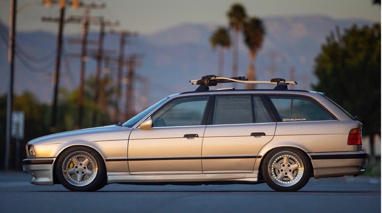 BMW 530i Touring E34... Mais ça c'était avant ! 3