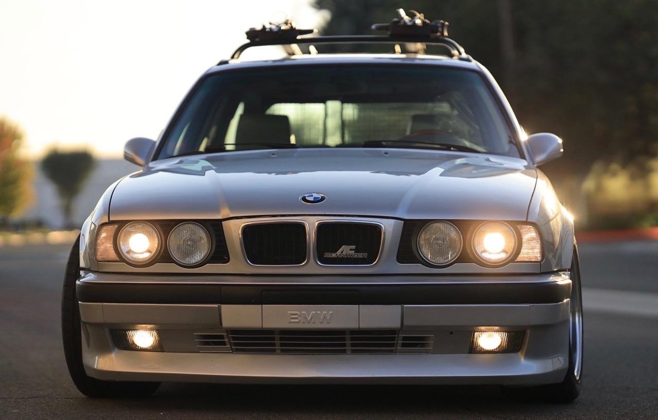 BMW 530i Touring E34... Mais ça c'était avant ! 8