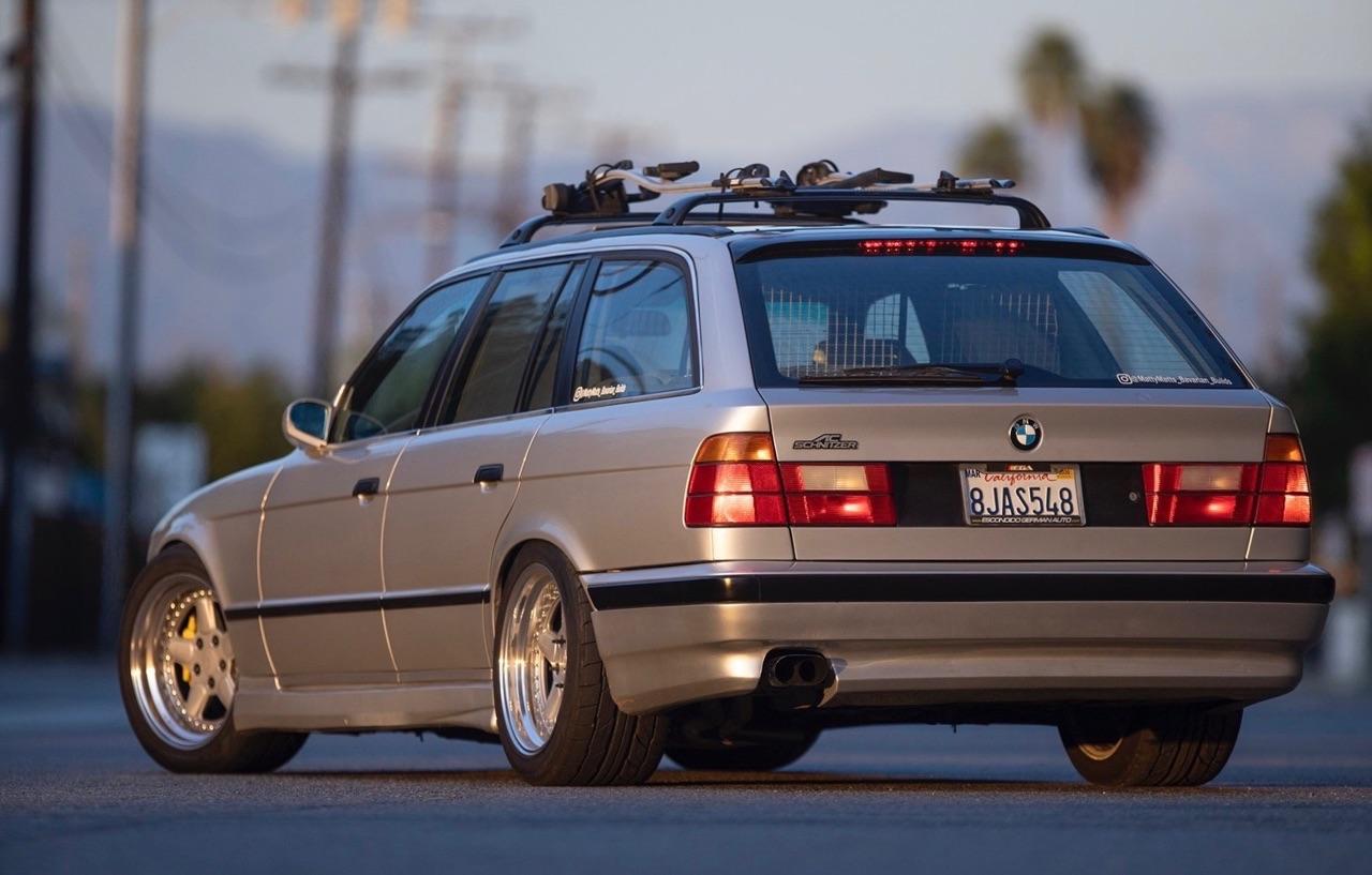 BMW 530i Touring E34... Mais ça c'était avant ! 16