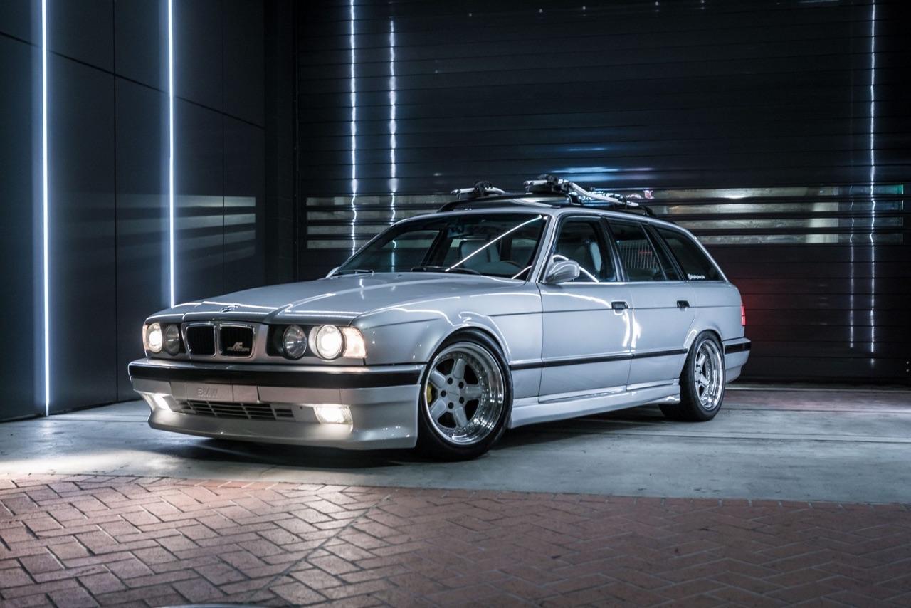 BMW 530i Touring E34... Mais ça c'était avant ! 15