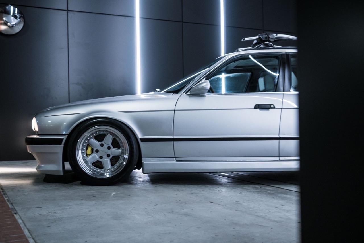 BMW 530i Touring E34... Mais ça c'était avant ! 7