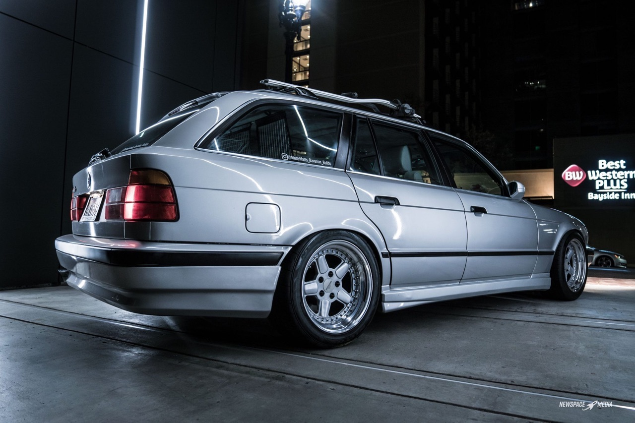 BMW 530i Touring E34... Mais ça c'était avant ! 10