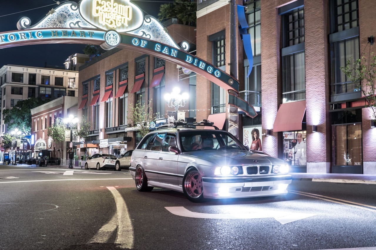 BMW 530i Touring E34... Mais ça c'était avant ! 1
