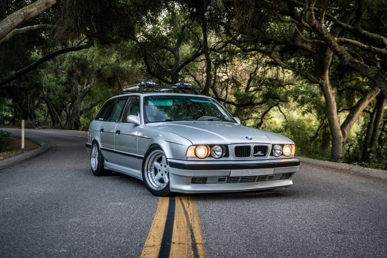BMW 530i Touring E34... Mais ça c'était avant ! 2