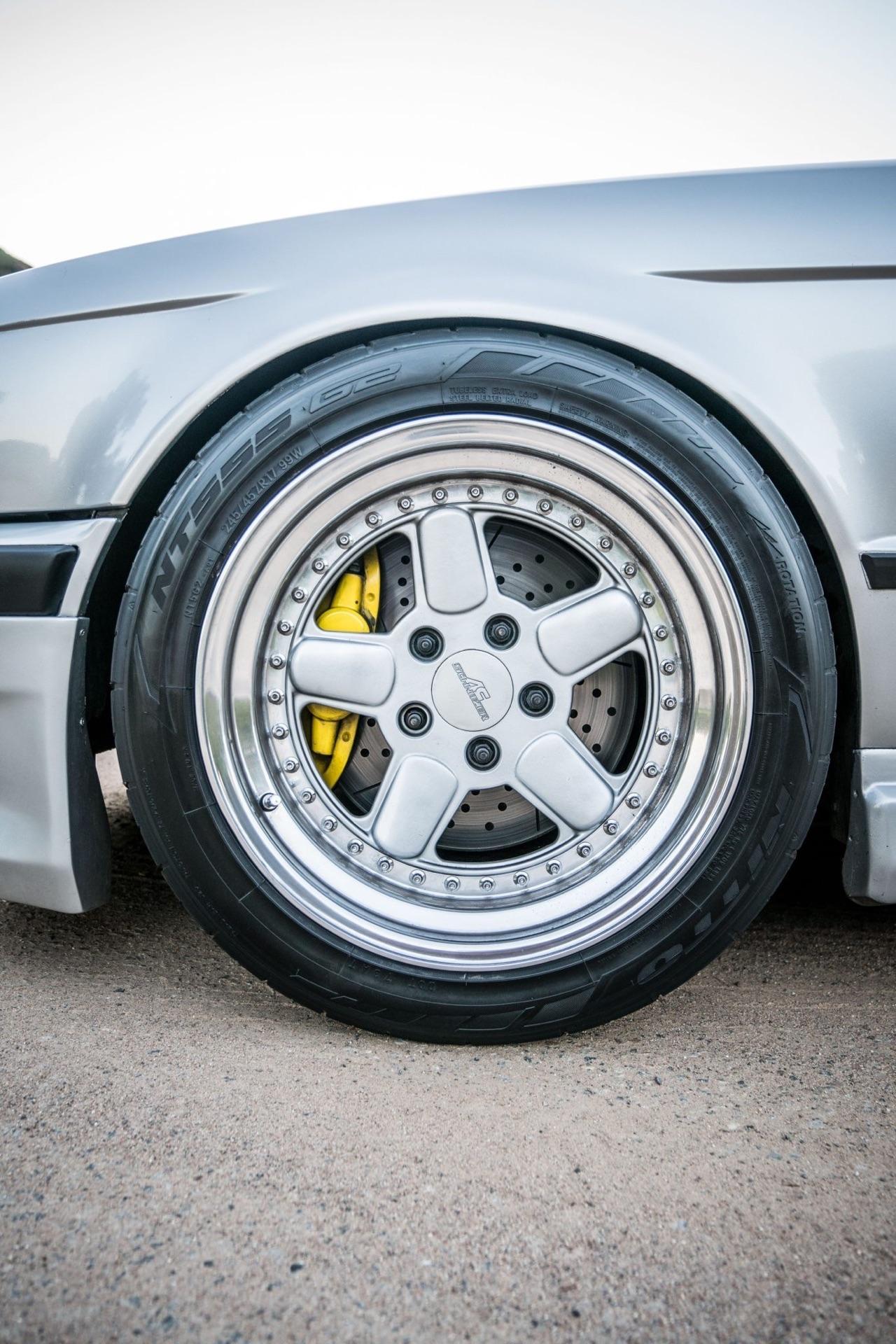 BMW 530i Touring E34... Mais ça c'était avant ! 6