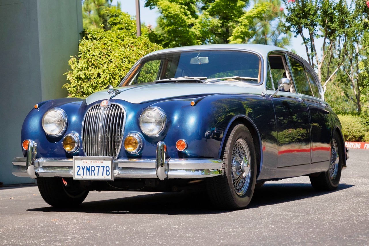 '61 Jaguar Mk II - Roots and outlaw en V8 ! 2