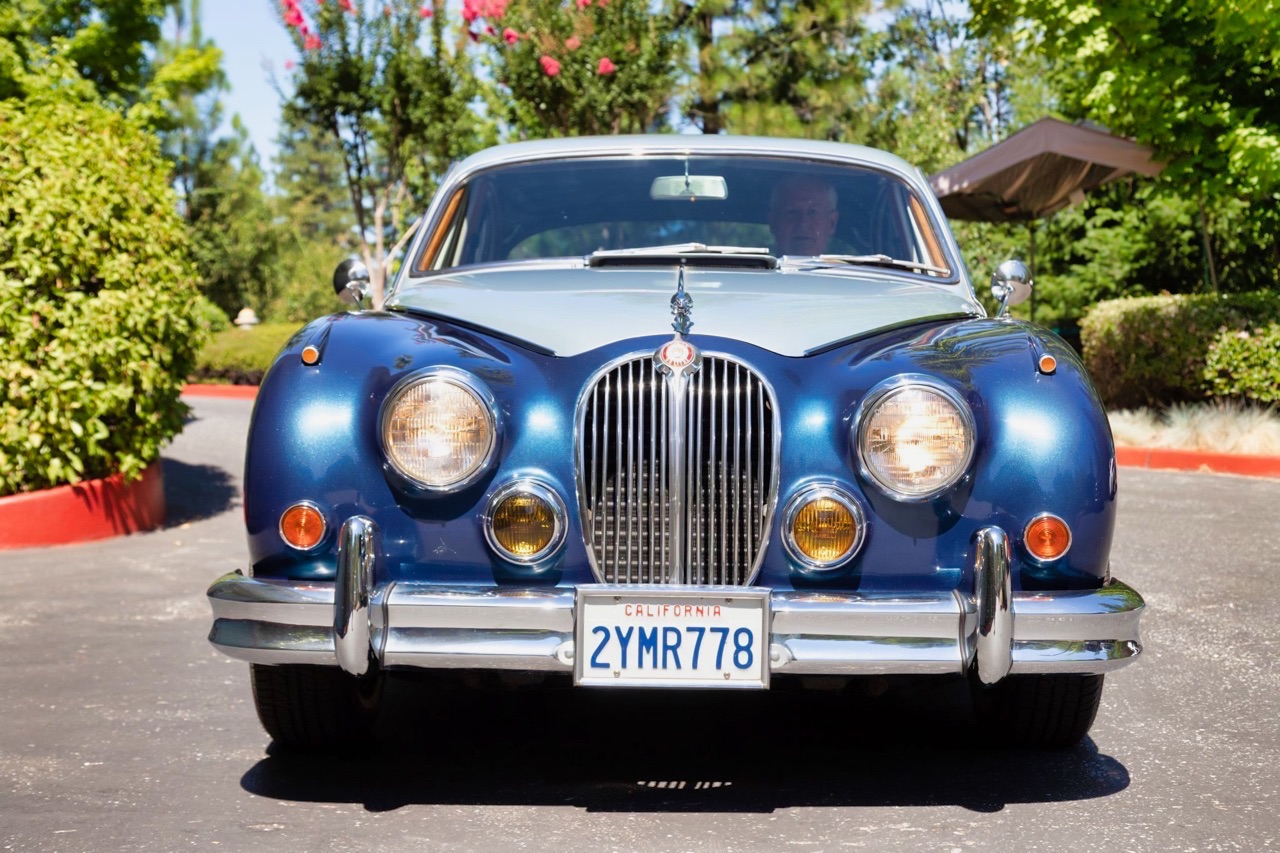 '61 Jaguar Mk II - Roots and outlaw en V8 ! 7