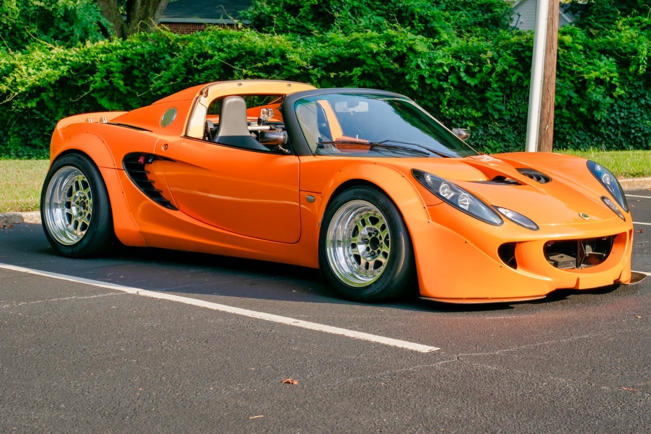 Supercharged Lotus Elise... Quand les ricains s'y mettent ! 1