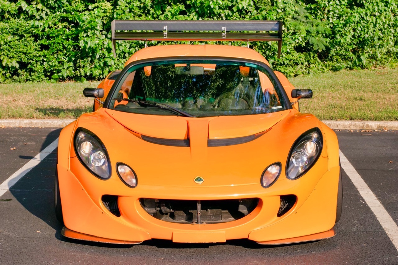 Supercharged Lotus Elise... Quand les ricains s'y mettent ! 4