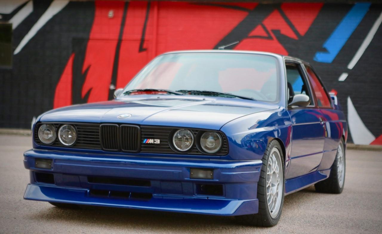 BMW M3 : Tant que ça reste dans la famille. 7