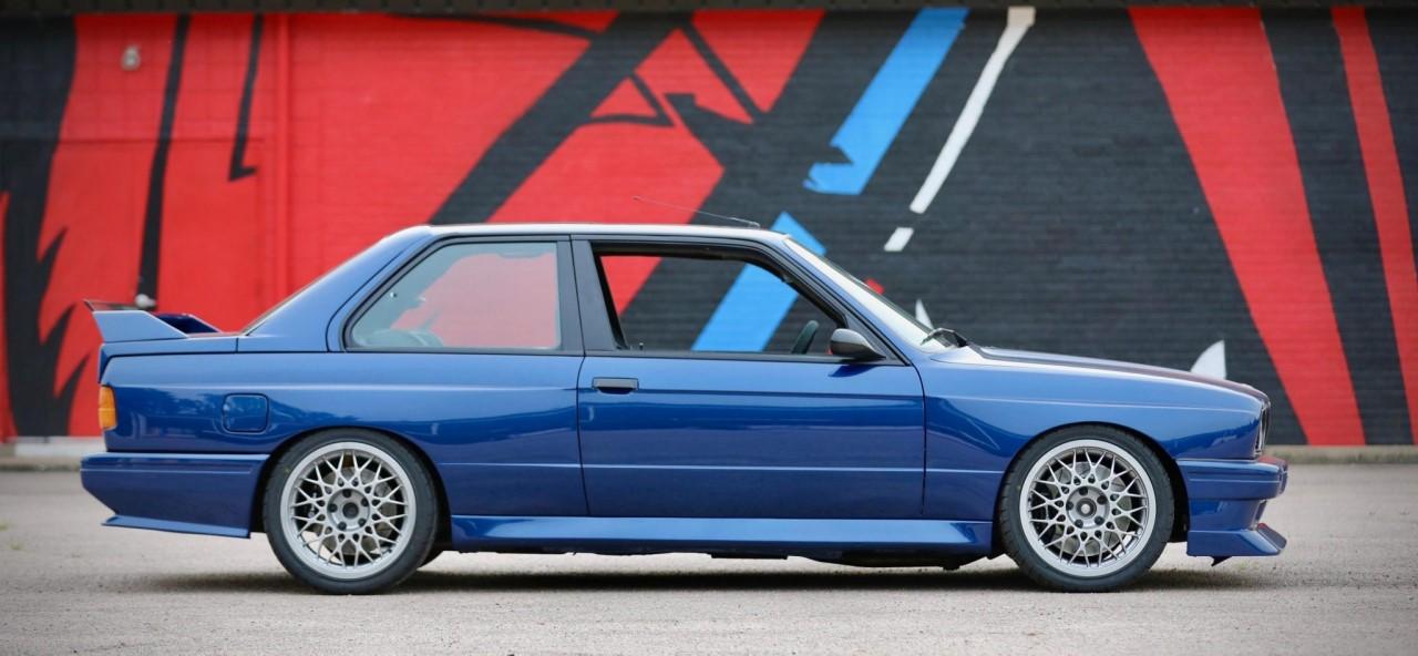 BMW M3 : Tant que ça reste dans la famille. 2