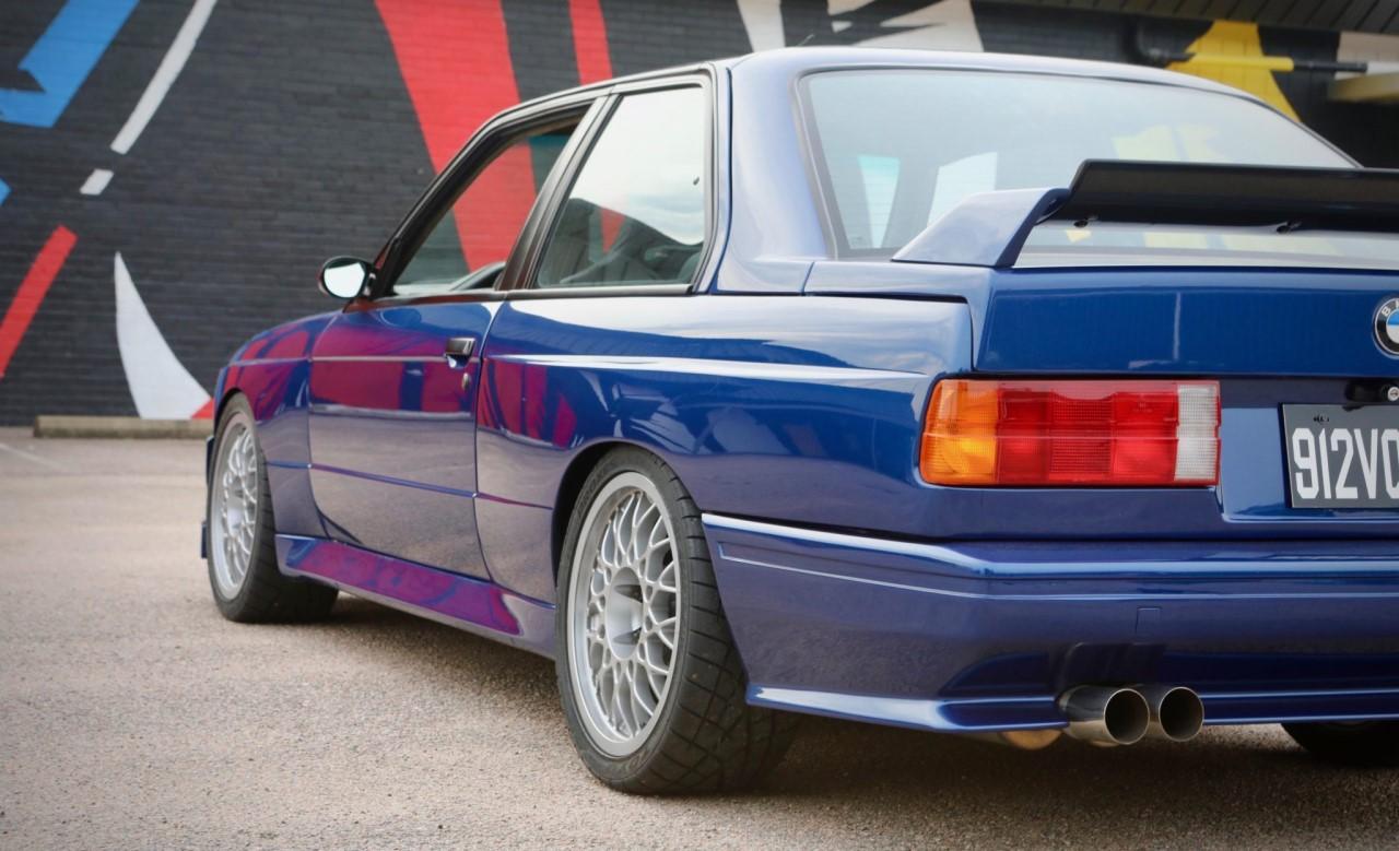 BMW M3 : Tant que ça reste dans la famille. 3