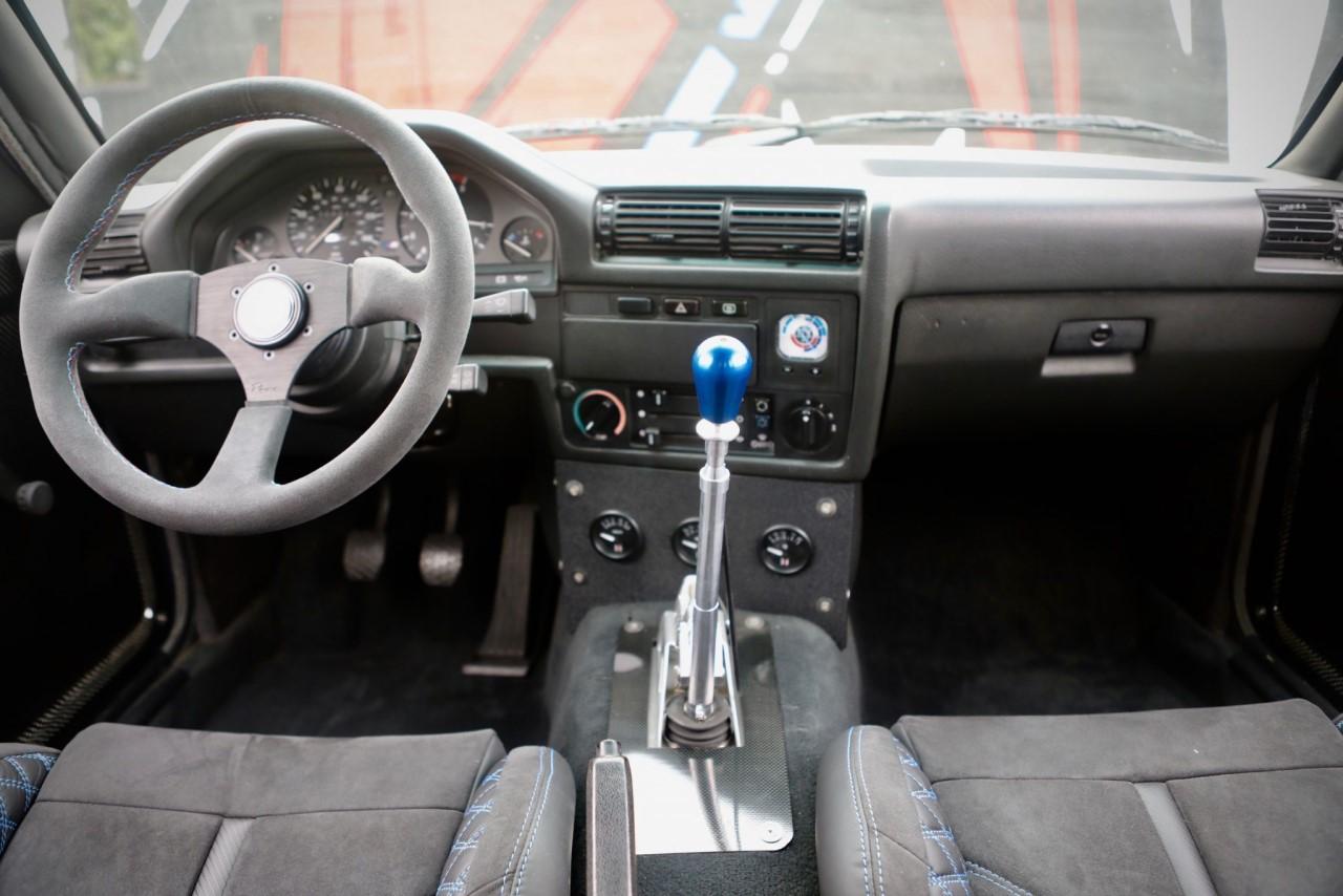 BMW M3 : Tant que ça reste dans la famille. 6