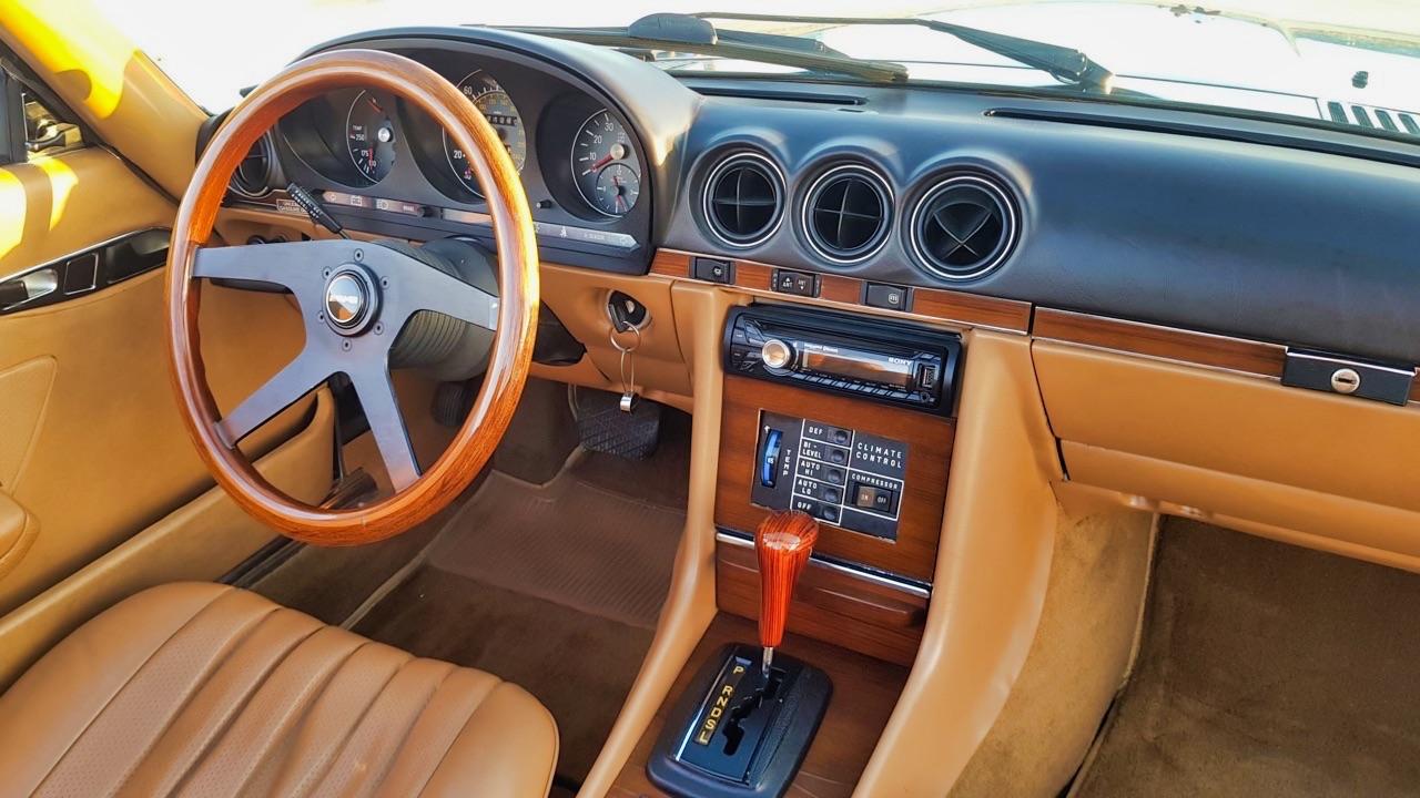 Mercedes 450SL... Avec AMG pour dress code ! 14