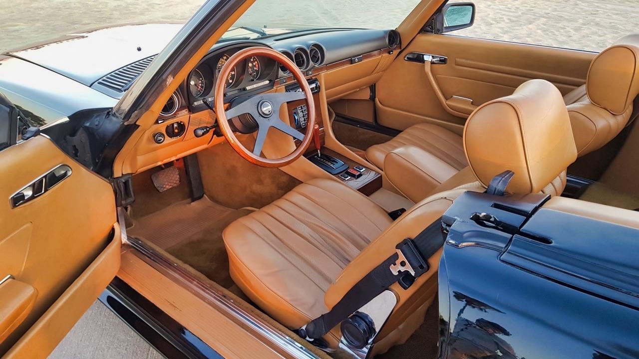 Mercedes 450SL... Avec AMG pour dress code ! 13