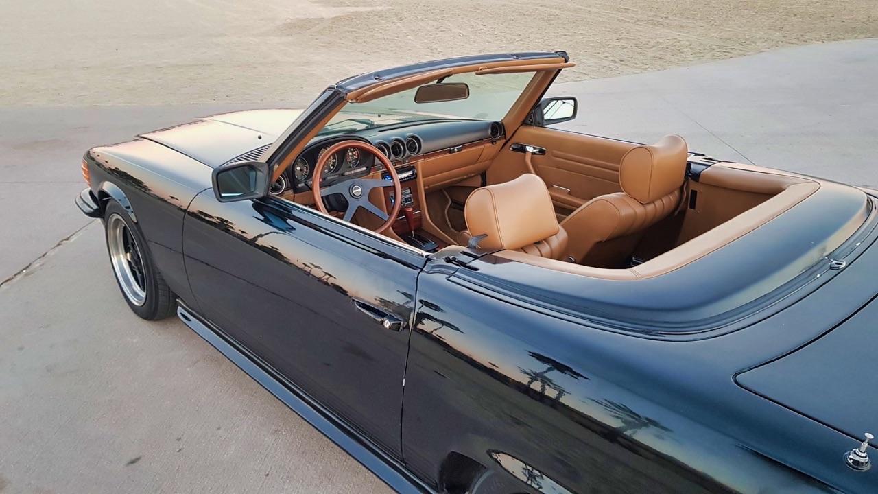 Mercedes 450SL... Avec AMG pour dress code ! 9