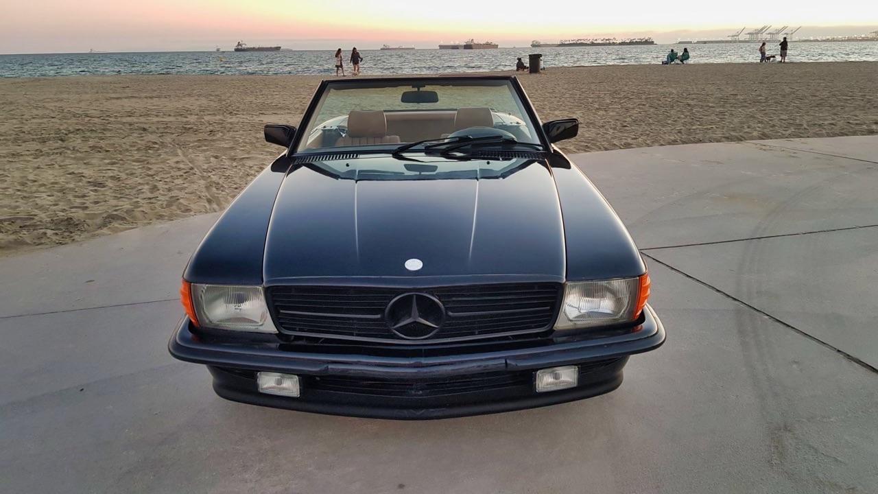 Mercedes 450SL... Avec AMG pour dress code ! 8