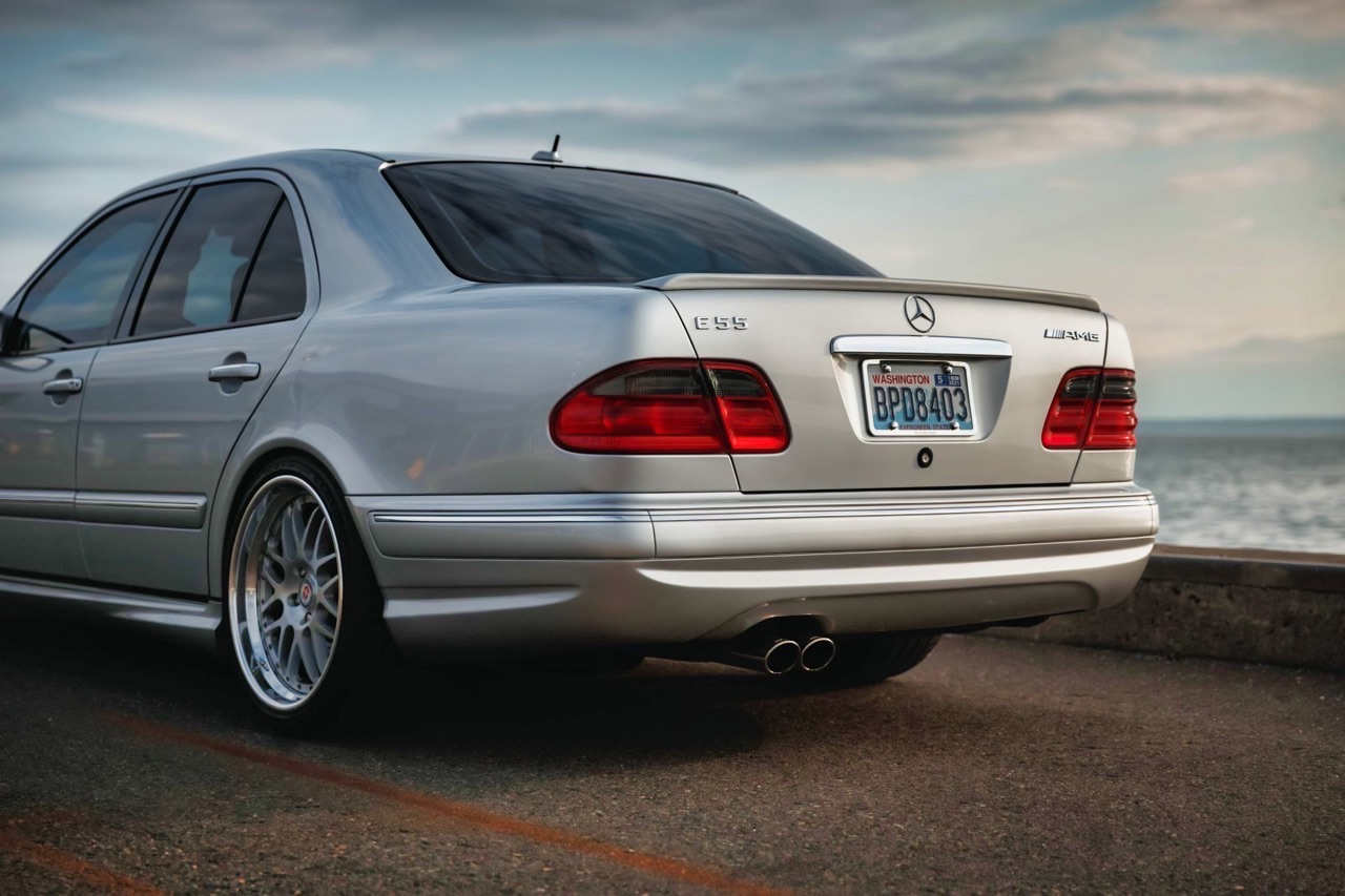 Mercos E55 AMG W210 Supercharged - Chasseuse de M5 4