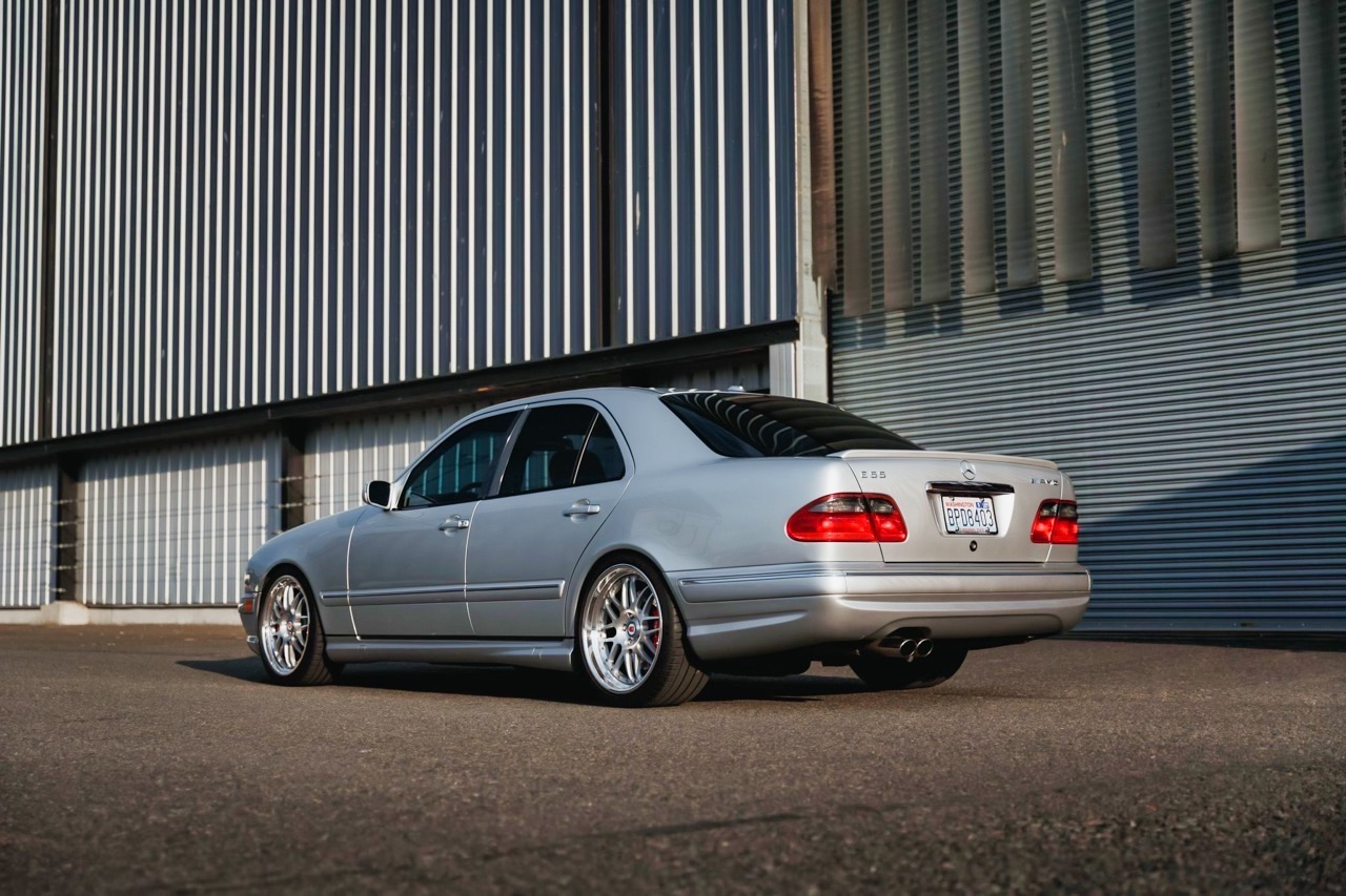 Mercos E55 AMG W210 Supercharged - Chasseuse de M5 2