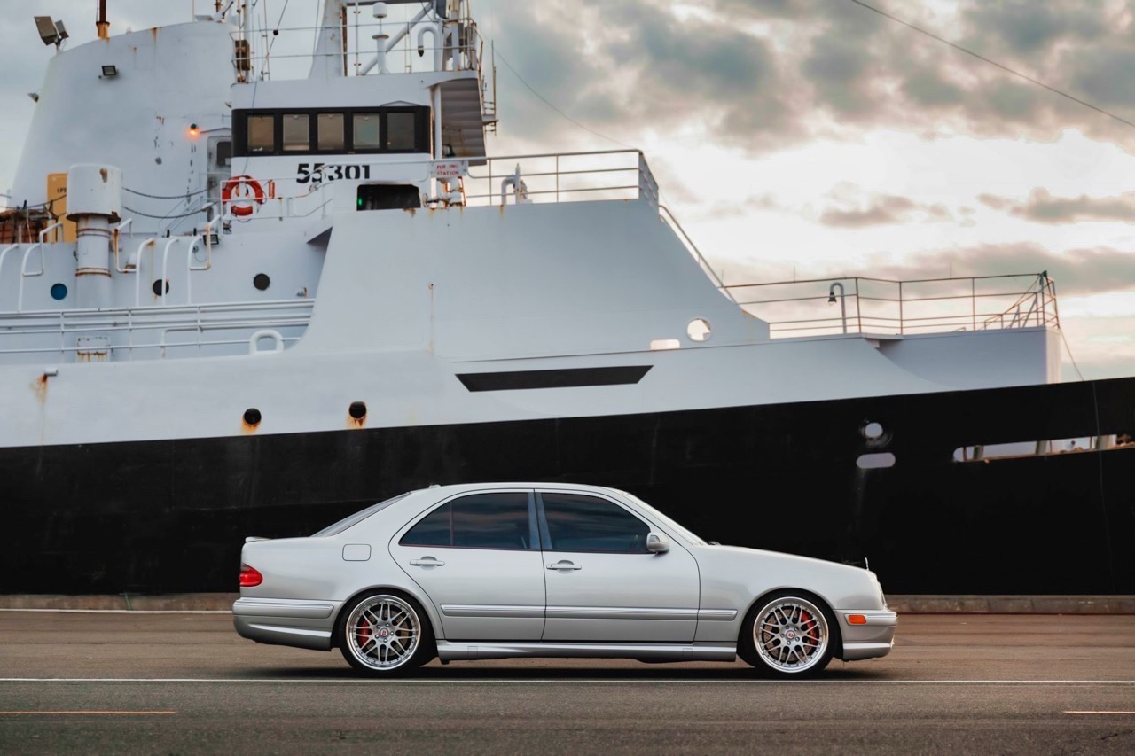 Mercos E55 AMG W210 Supercharged - Chasseuse de M5 8