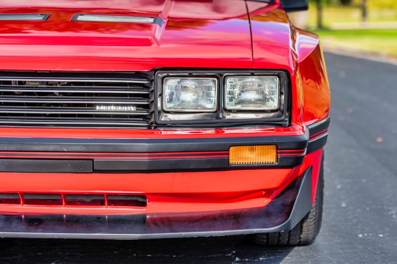'80 Mercury Cosworth Capri... Just one ! 21