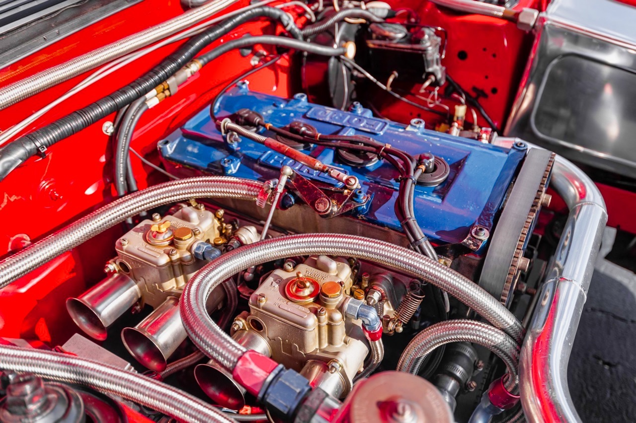 '80 Mercury Cosworth Capri... Just one ! 11